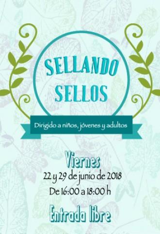 """Taller """"Sellando sellos"""""""
