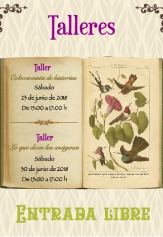 """Taller """"Coleccionista de historias"""""""