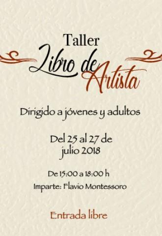 """Taller """"Libro de Artista"""""""