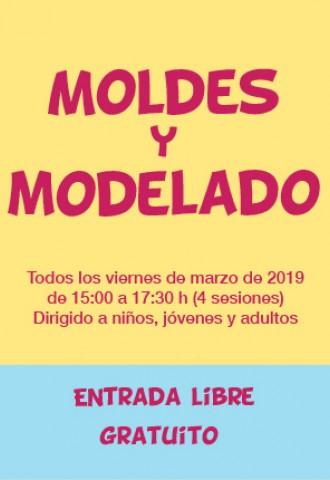 "Taller ""Moldes y modelado"""